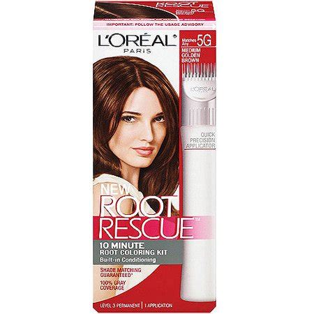 loreal root rescue root coloring kit walmartcom