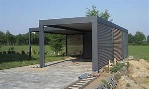Carport Holz Modern : designer carport modern und elegant in ein carport kann ein schuppen oder ein dachboden ~ Markanthonyermac.com Haus und Dekorationen
