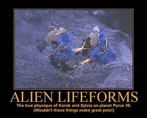 Extraterrestrial Life Forms
