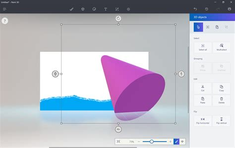 3d Paint : How To Use Microsoft's Paint 3d In Windows 10