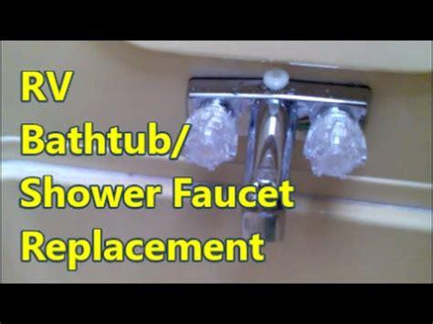rv shower faucet repairreplacement omg friggin finally