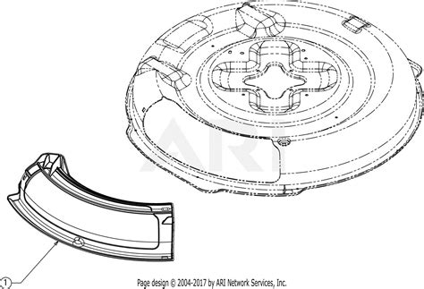 troy bilt tb ajd  parts diagram