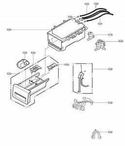 Lg Wm3500cw  00 Washer Parts