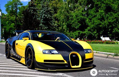 Because it is designed to be a high performing vehicle and not a highly fuel. Bugatti Veyron 16.4 Oakley Design - 17 October 2019 - Autogespot