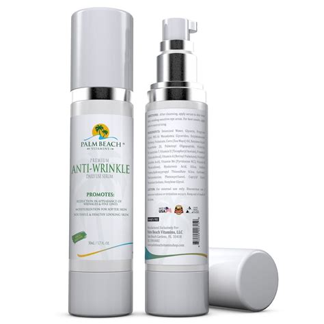 Premium Anti-Wrinkle Daily Use Serum For Youthful Skin