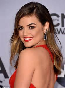 Pretty Little Liars' Lucy Hale admits show creates ...