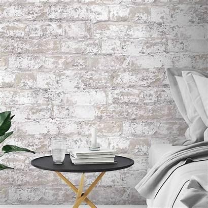 Brick Urban Concrete Woodchip Magnolia Effect Exposed
