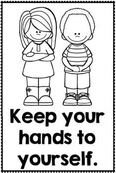 classroom manners  expectations posters social skills