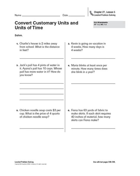 all worksheets 187 time conversion worksheets printable