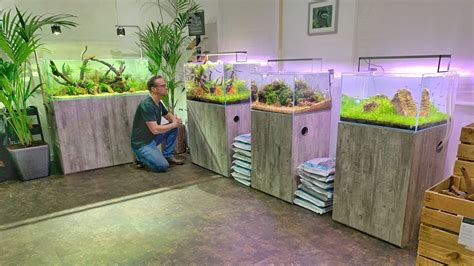 Aquascape Store by Scaped Nature Aquascape Store Now Open