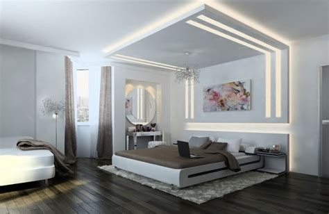 Interessante Und Moderne Lichtgestaltung Im Schlafzimmer by Interessante Und Moderne Lichtgestaltung Im Schlafzimmer