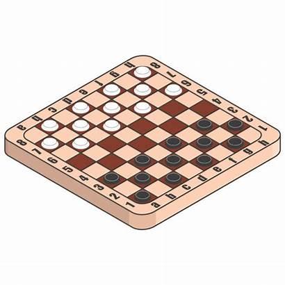 Checkers Clip Illustrations Icon Boards Graphics Vectors