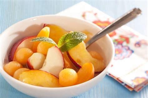 recette de cuisine d ete recette de salade de fruits d 39 été facile et rapide