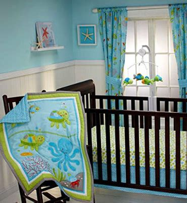 turtle crib set turtle baby bedding for your baby s nursery