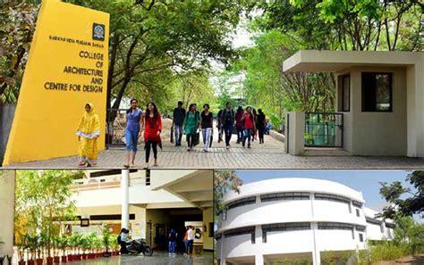 top 5 interior design colleges in india