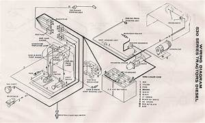 Clark 530 Wiring Diagram