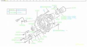 31337aa191 - Gasket-transmission Case  Rear  Transfer  Extension  Vtd