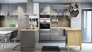 emejing idee agencement cuisine images awesome interior With meuble de cuisine design 5 devis cuisine ikea 3 exemples cate maison