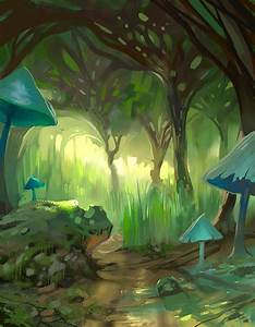 Fantasy, Forest, By, Asskiller, On, Newgrounds