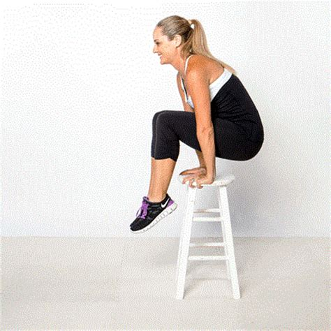 Chair Leg Lifts Abs by Ab Exercises For The The Bad And The Informative