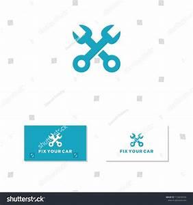 Repair Logo Design Wrench Service  Design  Symbol  Vector