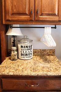20 Genius DIY Laundry Room Organization Ideas DIY For Life