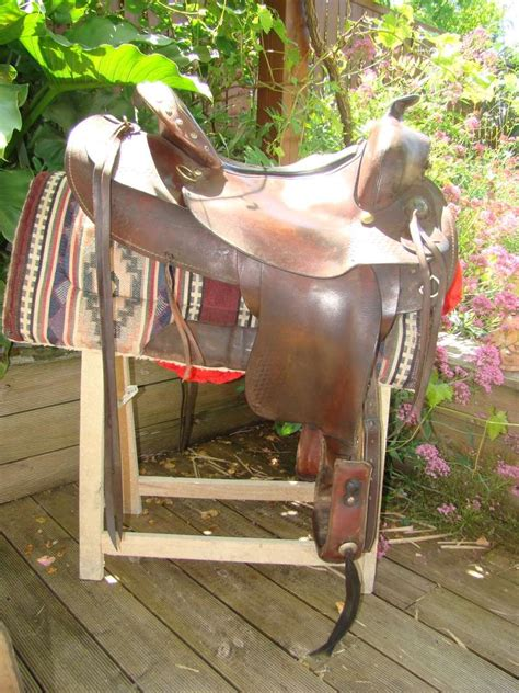 a vendre selle western