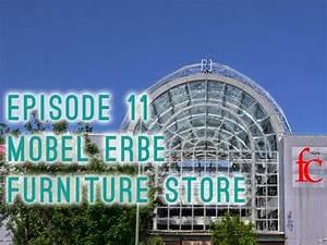 MBEL ERBE THE FURNITURE STORE JUNI 2015 YouTube