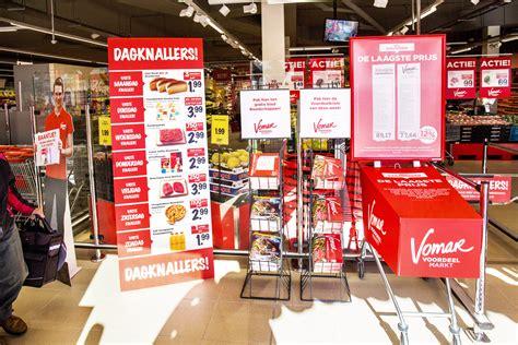 inmiddels  vomar winkels rood distrifood