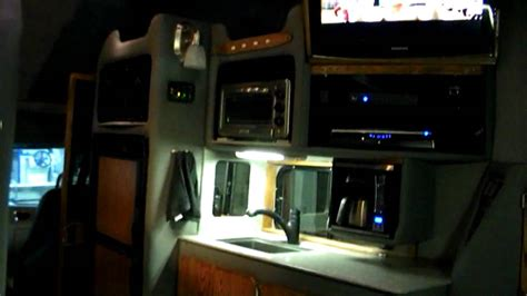 18 wheeler volvo trucks for sale quot custom quot semi truck sleeper interior youtube