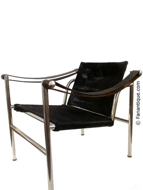 le corbusier jeanneret chaise basculante lc1 1928 e a r