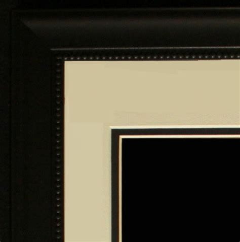 frame matted to 16x20 pristine auction