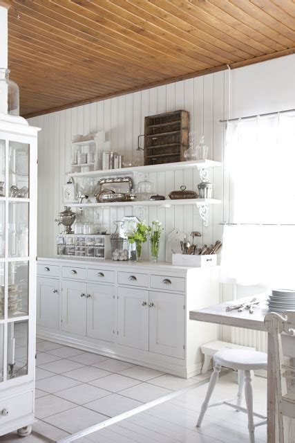 remodelaholic white country kitchen remodel  marble
