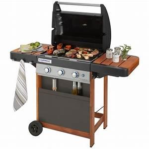 Plancha Gaz Campingaz : barbecue gaz campingaz 3 s ries woody l barbecue gaz ~ Premium-room.com Idées de Décoration
