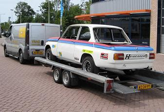 Transport To The Garage  Bmw 2002