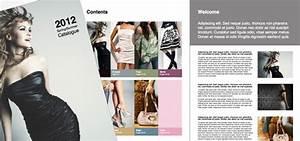 catalog clothing o istudio publisher o page layout With clothing catalog template