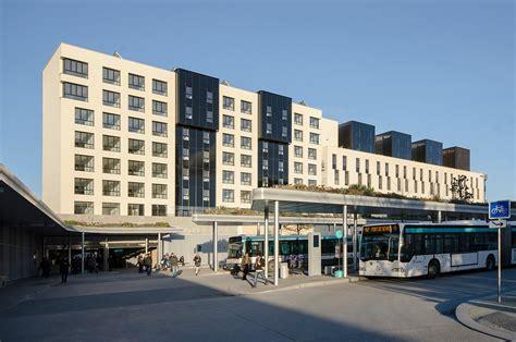 bureau d ordonnancement complexe logements hôtel commerces rueil malmaison 92