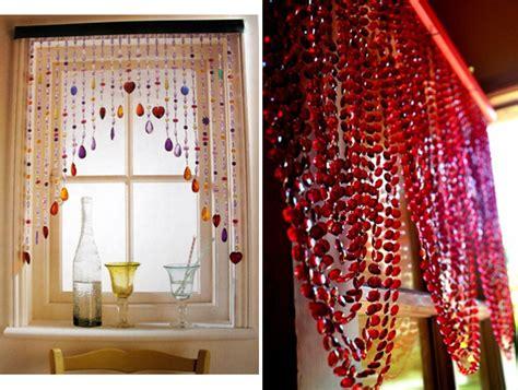 creative alternative window treatments for the kitchen