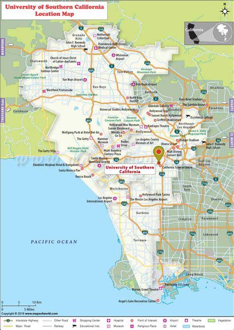 university  southern california usc los angeles