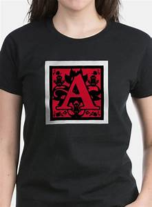 Scarlet letter t shirts shirts tees custom scarlet for Scarlet letter t shirt