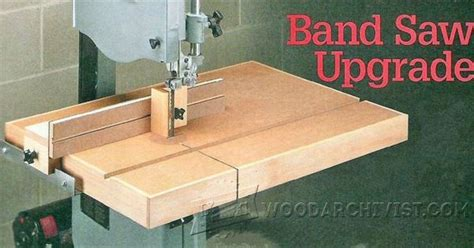 band  table plans band  tips jigs  fixtures