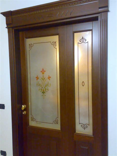 Porte Interne Vetrate by Vetrate Artistiche Per Interni Porte E Finestre Decorate