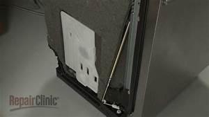 Samsung Dishwasher Door Spring Replacement  Dd61