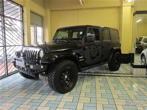 jeep wrangler crd  sale south africa
