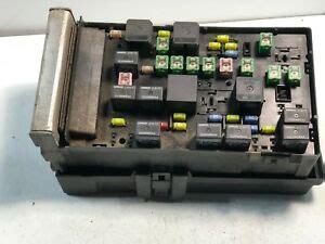 dodge ram  fuse box integrated control unit