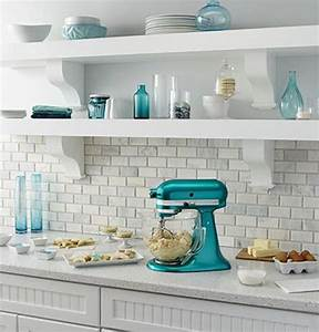 Tips for Integrating Colorful Appliances into your Kitchen