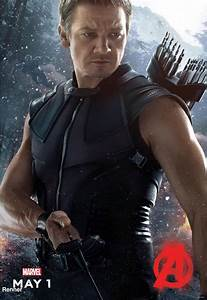 Jeremy Renner Shares Avengers: Age of Ultron Hawkeye ...