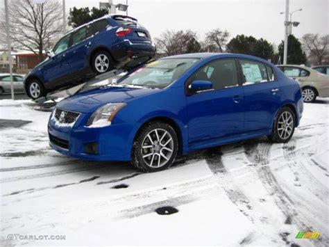 blue 2007 nissan sentra 2007 sapphire blue nissan sentra se r spec v 24588422 gtcarlot com car color galleries