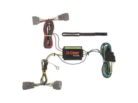 Toyota Tacoma Wiring Kit Harness Curt Mfg