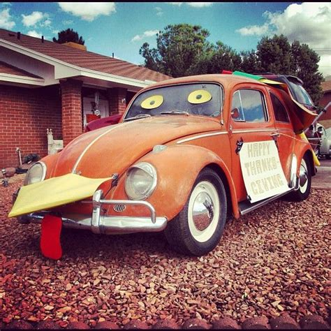 volkswagen thanksgiving vw turkey happy thanksgiving vw inspired pinterest